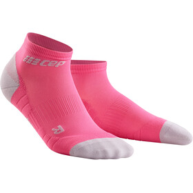 cep 3.0 Low Cut Sokken Dames, rose/light grey